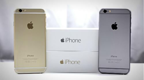 iPhone 6 vẫn bán chạy ở phân khúc cao cấp đắt tiền.