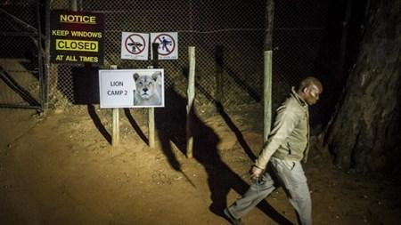 Nu du khach bi su tu vo toi chet trong cong vien Nam Phi