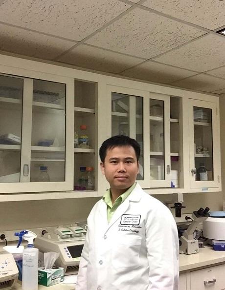 Dù gặt hái nhiều thành công trên đất Mỹ nhưng tiến sĩ Phan Minh Liêm vẫn luôn hướng về quê nhà.