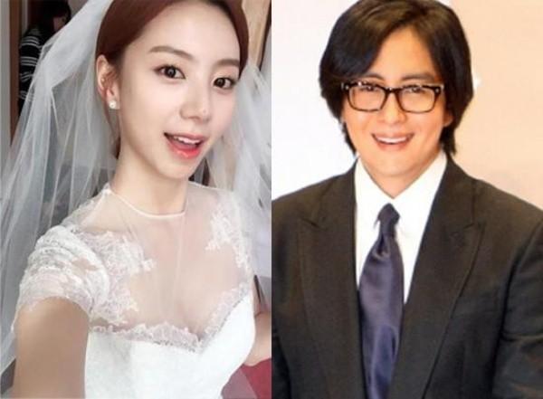 Đám cưới tài tử nổi tiếng Bae Yong Joon và Park Soo Jin diễn ra đúng vào ngày 27/7.