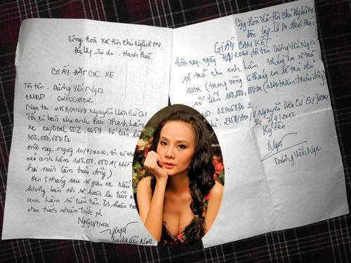 Hình ảnh: Chuỗi scandal ồn ào của cựu người mẫu Dương Yến Ngọc số 3