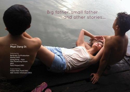 Cha và con và... - một trong ba đại diện của châu Á góp mặt trong danh sách phim tranh giải Gấu Vàng và Gấu Bạc của LHP Quốc tế Berlin lần thứ 65.