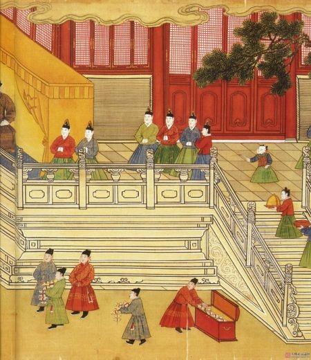 Những mối tình giữa thái giám và cung nữ Trung Quốc