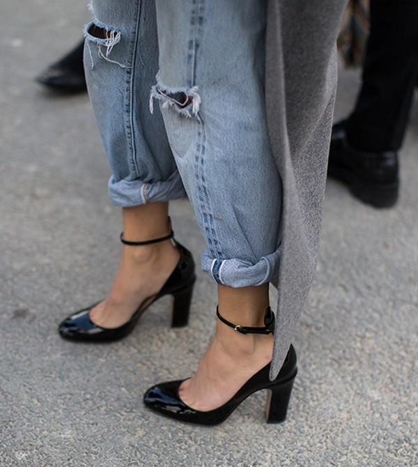 Tường tận cách xắn gấu hay ho cho những kiểu quần jeans quen thuộc 13