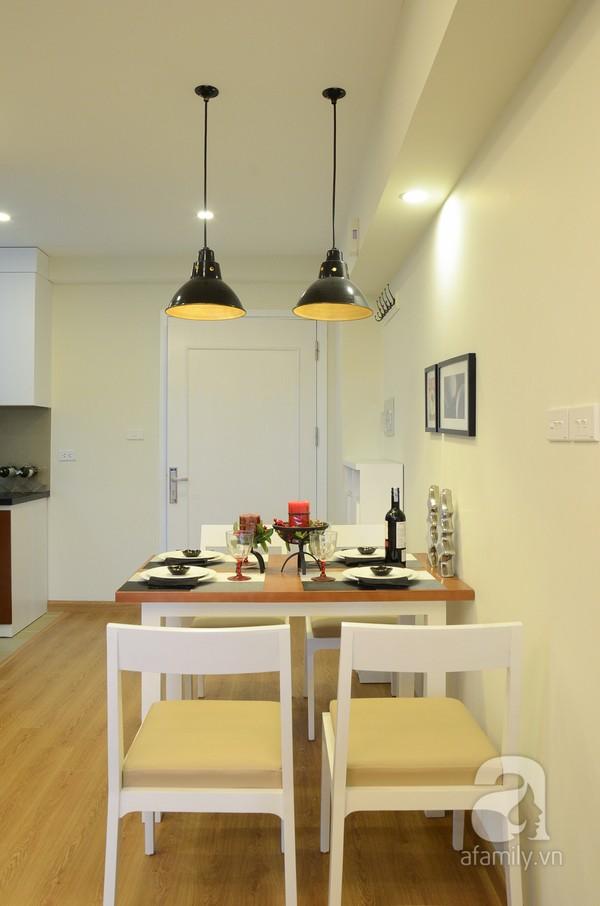 Căn hộ nhỏ 59m² có không gian đáng sống cho gia đình 4 người ở Hà Nội 10