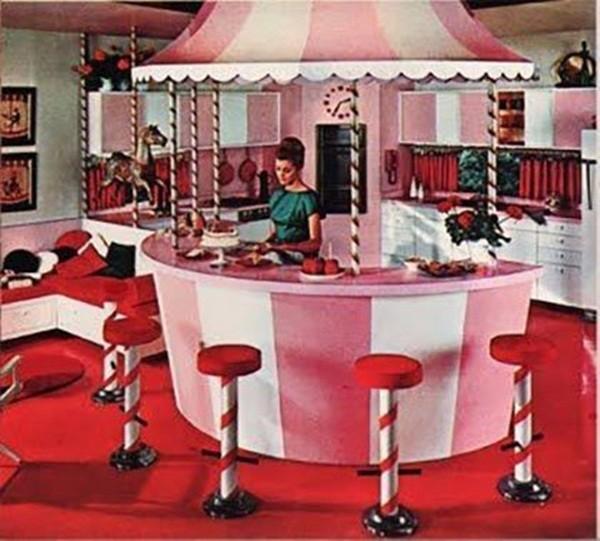 Chiêm ngưỡng các căn bếp tuyệt đẹp từ những thập niên 80 trở về trước 10