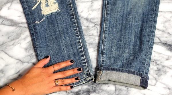 Tường tận cách xắn gấu hay ho cho những kiểu quần jeans quen thuộc 14
