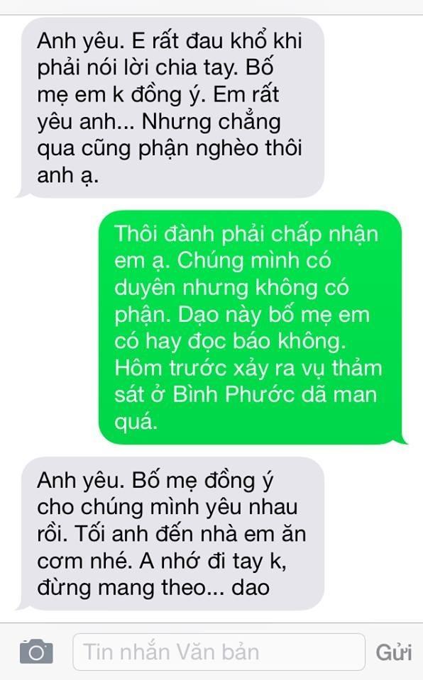 Xuất hiện những tiếng cười lạ sau vụ thảm án tại Bình Phước