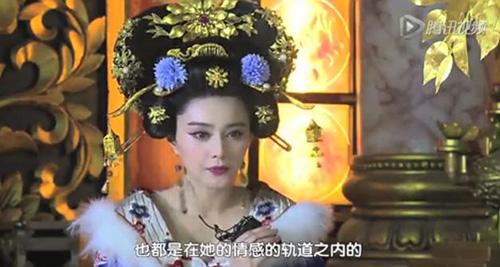 Võ Tắc Thiên, phim cổ trang, Trung Quốc