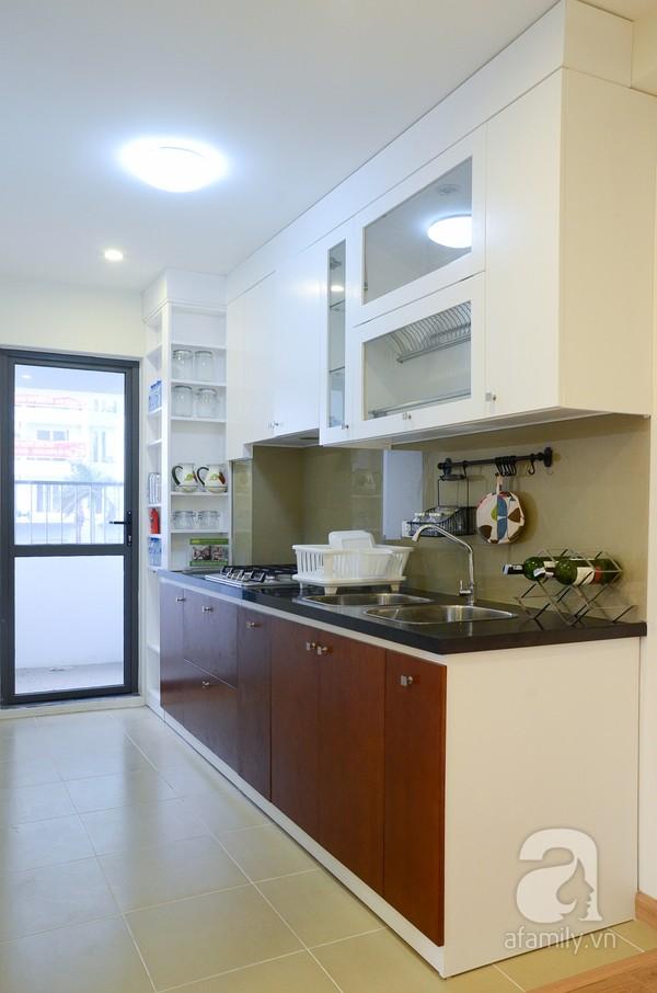Căn hộ nhỏ 59m² có không gian đáng sống cho gia đình 4 người ở Hà Nội 12