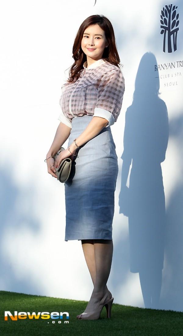 Nữ diễn viên Choi Jung Yoon.