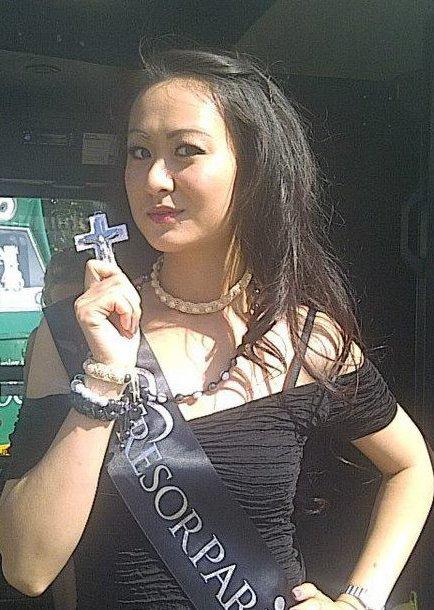Ngô Phương Lan, Teresa Sam