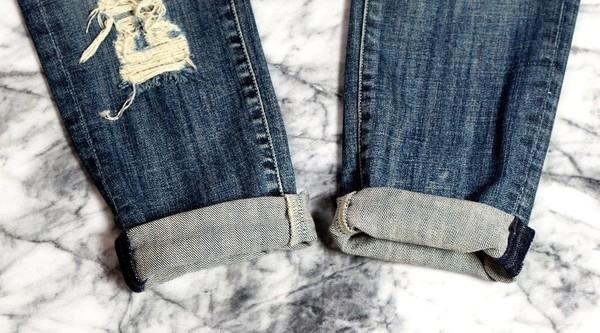 Tường tận cách xắn gấu hay ho cho những kiểu quần jeans quen thuộc 16