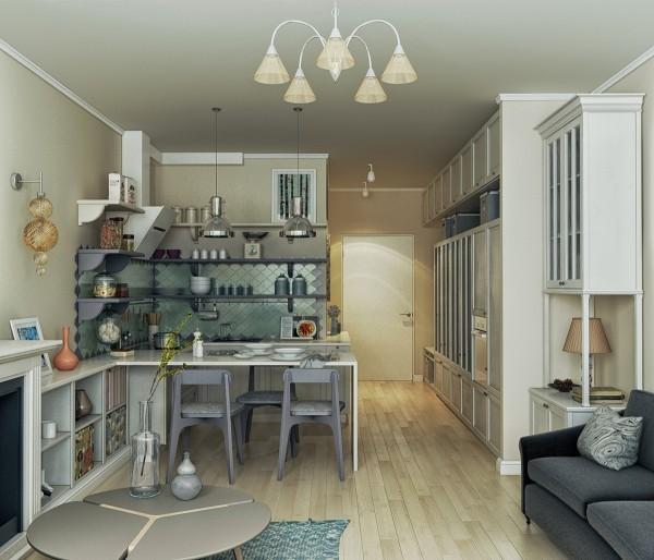 Ngắm 3 căn hộ nhỏ diện tích dưới 33m² nhưng không có gì để chê 13