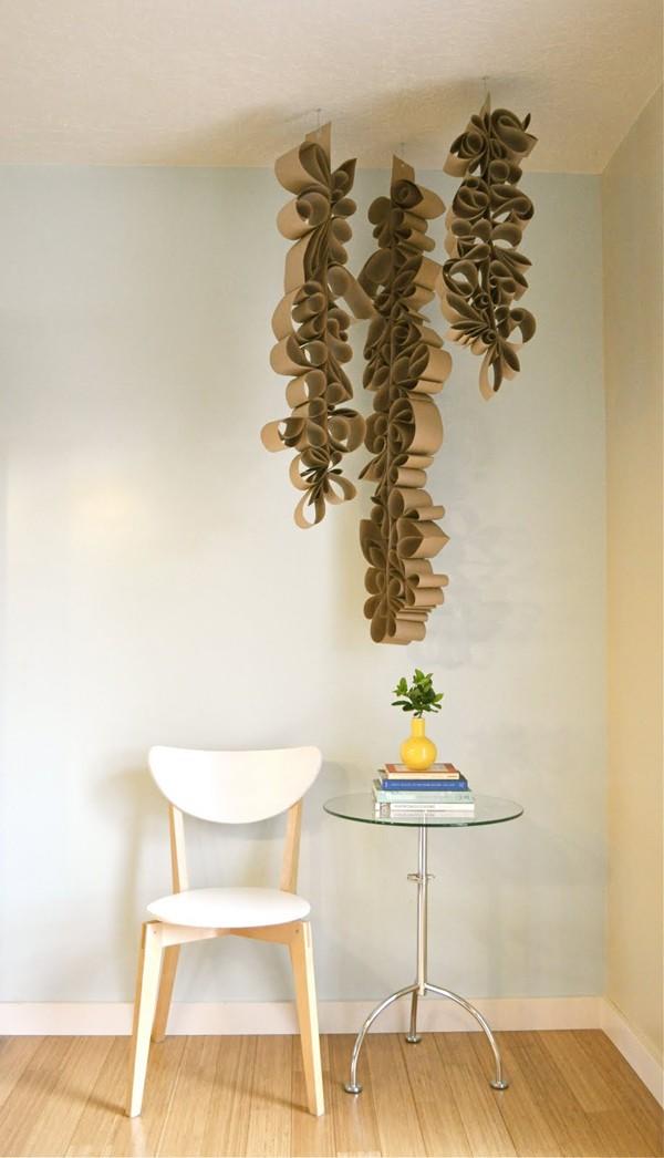 Cách trang trí nhà siêu đơn giản từ lõi giấy vệ sinh 15