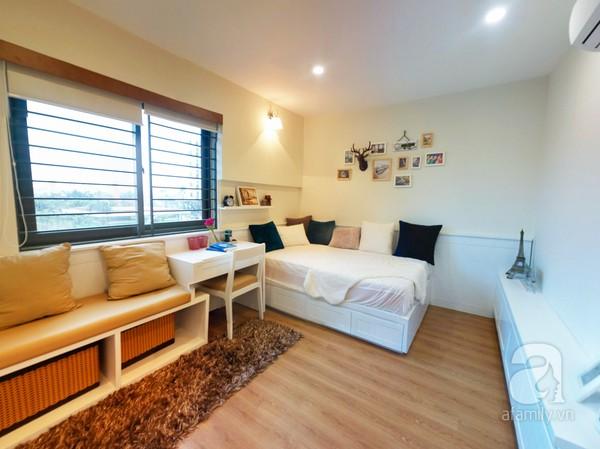 Căn hộ nhỏ 59m² có không gian đáng sống cho gia đình 4 người ở Hà Nội 15
