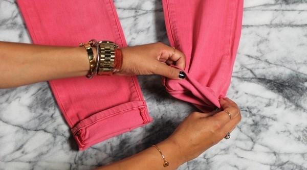 Tường tận cách xắn gấu hay ho cho những kiểu quần jeans quen thuộc 24