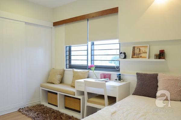 Căn hộ nhỏ 59m² có không gian đáng sống cho gia đình 4 người ở Hà Nội 16