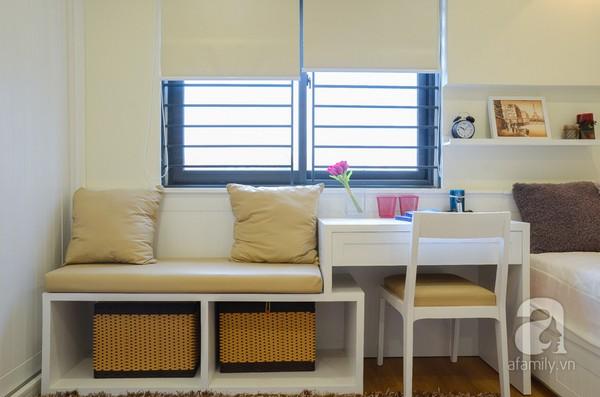 Căn hộ nhỏ 59m² có không gian đáng sống cho gia đình 4 người ở Hà Nội 17
