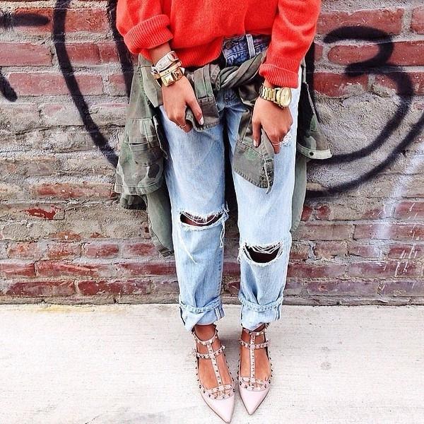 Tường tận cách xắn gấu hay ho cho những kiểu quần jeans quen thuộc 27