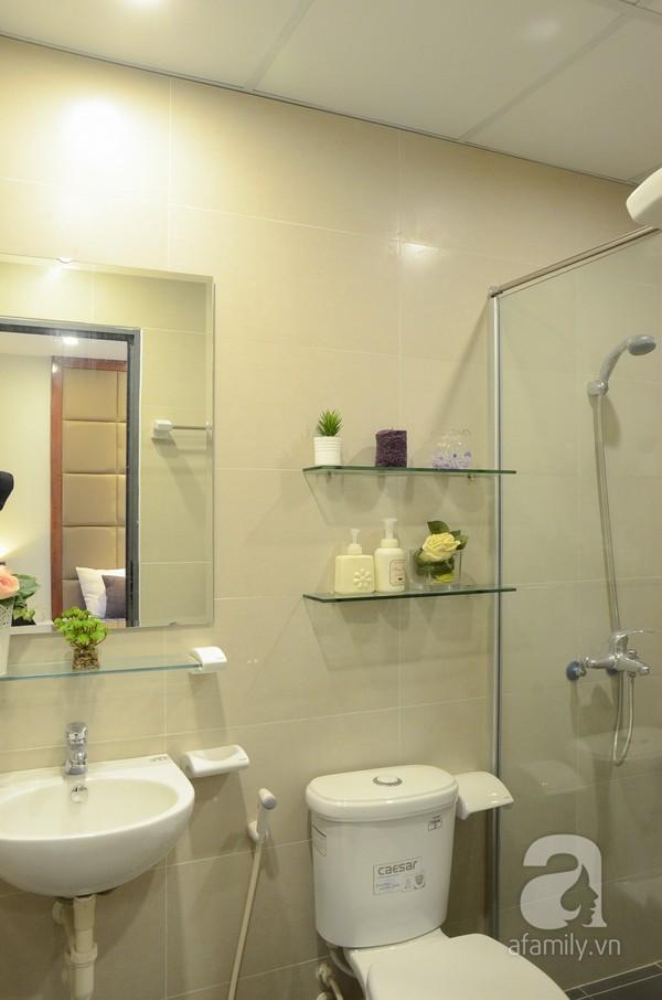 Căn hộ nhỏ 59m² có không gian đáng sống cho gia đình 4 người ở Hà Nội 19