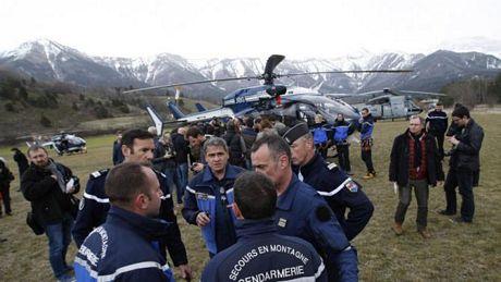 Hộp đen của máy bay đã được tìm thấy vào hôm qua.