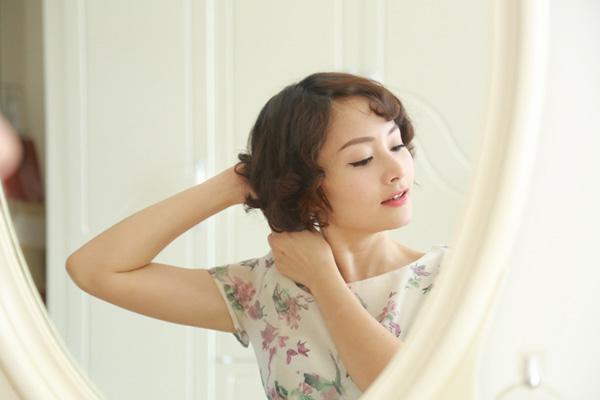Ngắm căn hộ xinh xắn của diễn viên Lan Phương