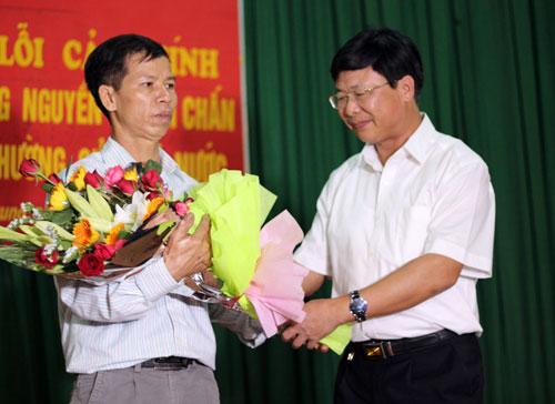 ông Nguyễn Thanh Chấn, tranh cãi, 'hành động kỳ quặc', nhân chứng mới, án oan