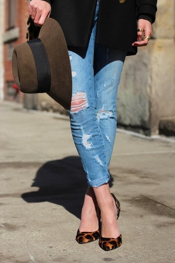Tường tận cách xắn gấu hay ho cho những kiểu quần jeans quen thuộc 5