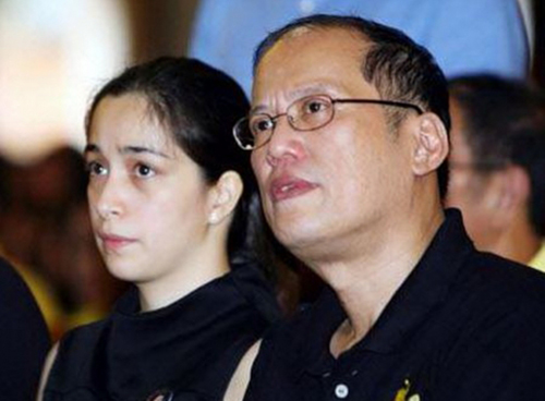 Shalani Soledad and Aquino dated for two years. Photo: SCMP Picture
