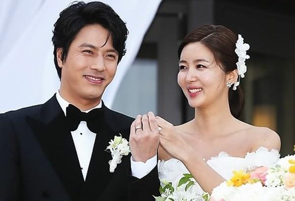 Park Sol Mi và Han Jae Suk sắp có em bé thứ hai.