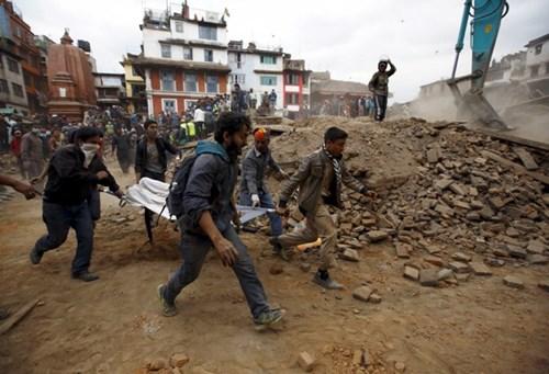 Động đất Nepal: Thế giới khẩn trương cứu hộ - ảnh 2