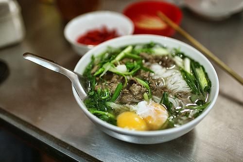 Phở Thìn thơm ngọt ở Lò Đúc cũng là quán phở ngon ở Hà Nội