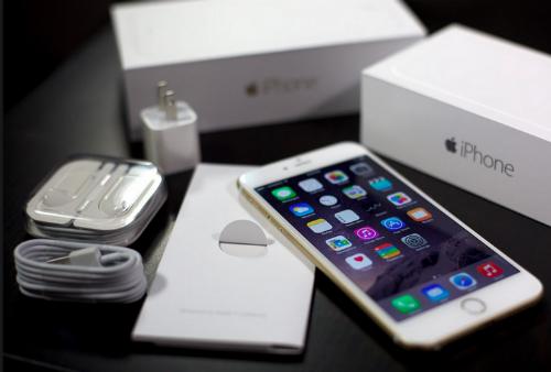 Giá iPhone 6 và 6 Plus có mức giảm khoảng vài trăm nghìn đồng so với khoảng 1 tháng trước.
