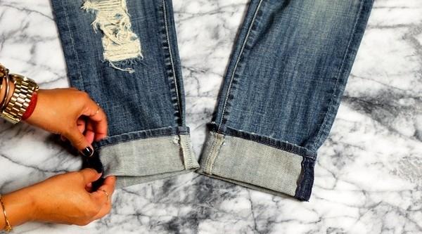 Tường tận cách xắn gấu hay ho cho những kiểu quần jeans quen thuộc 28