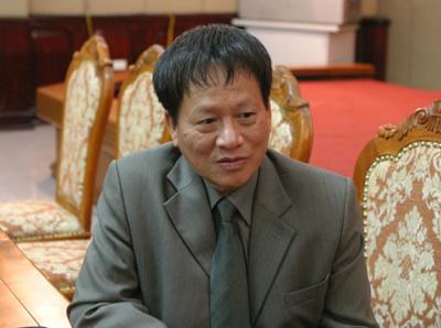 Ông Phan Đăng Long nói thực hiện đề án trên là trách nhiệm của cơ quan quản lý, của chính quyền