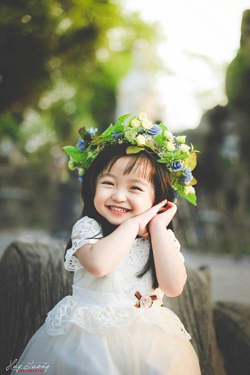 """Loạt bé gái Việt """"nổi rần rần"""" nhờ xinh hơn các hotgirl đàn chị - 7"""