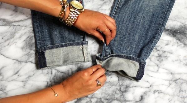Tường tận cách xắn gấu hay ho cho những kiểu quần jeans quen thuộc 29