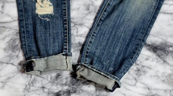 Tường tận cách xắn gấu hay ho cho những kiểu quần jeans quen thuộc 31