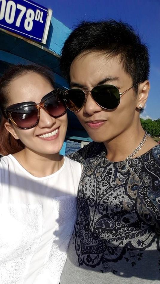 Nhieu bang chung cho thay Khanh Thi - Phan Hien yeu nhau