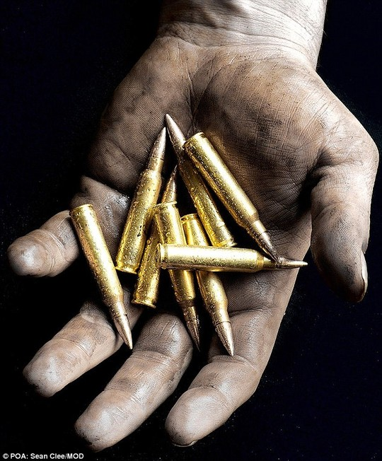 Một cơ trưởng của hãng hàng không United Airlines (Mỹ) đang bị điều tra về hành động ném 10 viên đạn vào thùng rác Một cơ trưởng của hãng hàng không United Airlines (Mỹ) đang bị điều tra về hành động ném 10 viên đạn vào thùng rác. Ảnh: POA