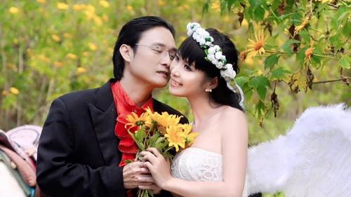 Lê Kiều Như: Chồng cưng tôi như bà hoàng khi mang bầu - 1