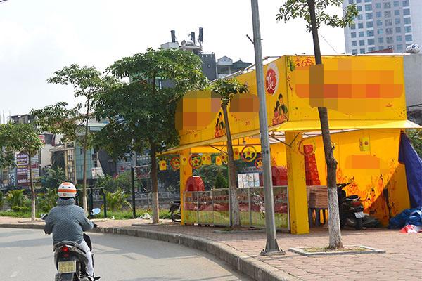 Hà Nội không cấp phép bán bánh Trung thu trên vỉa hè - 1