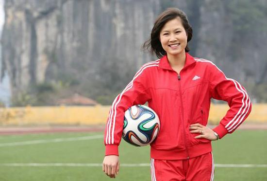 Vẻ đẹp nao lòng của bóng hồng Việt từng chinh phục SEA Games