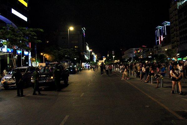 Phố đi bộ, Sài Gòn