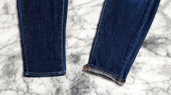 Tường tận cách xắn gấu hay ho cho những kiểu quần jeans quen thuộc 6