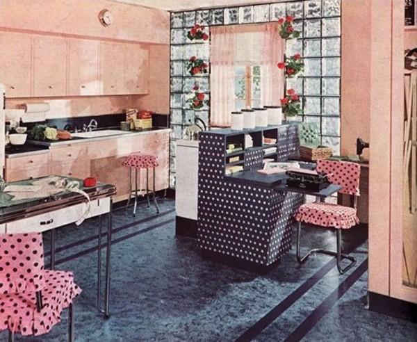 Chiêm ngưỡng các căn bếp tuyệt đẹp từ những thập niên 80 trở về trước 3