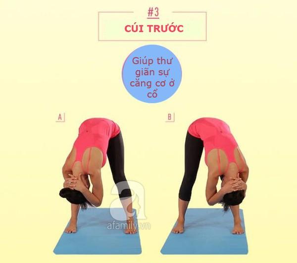 động tác kéo căng cơ thể 3