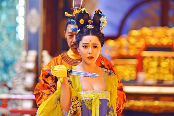 Diễn xuất của Phạm Băng Băng chị cho là cứng đơ