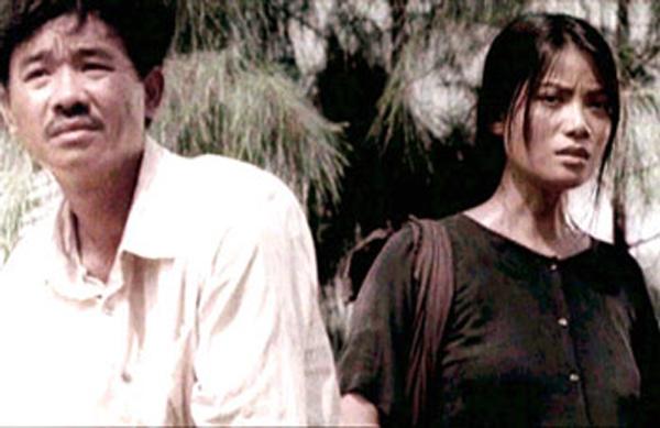 Trương Ngọc Ánh trong phim Áo lụa Hà Đông (năm 2006)